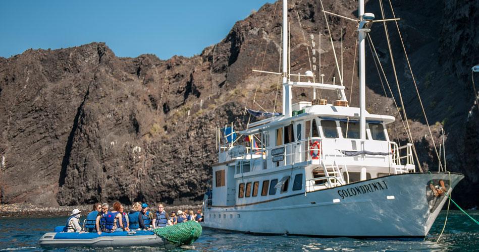 Golondrina-Galapagos-Yacht-Features