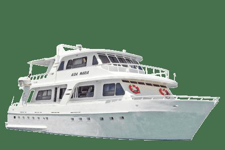 Aida Maria Galapagos Yacht - Thumbnails