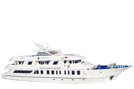 Grand Queen Beatriz Galapagos Yacht - Thumbnails