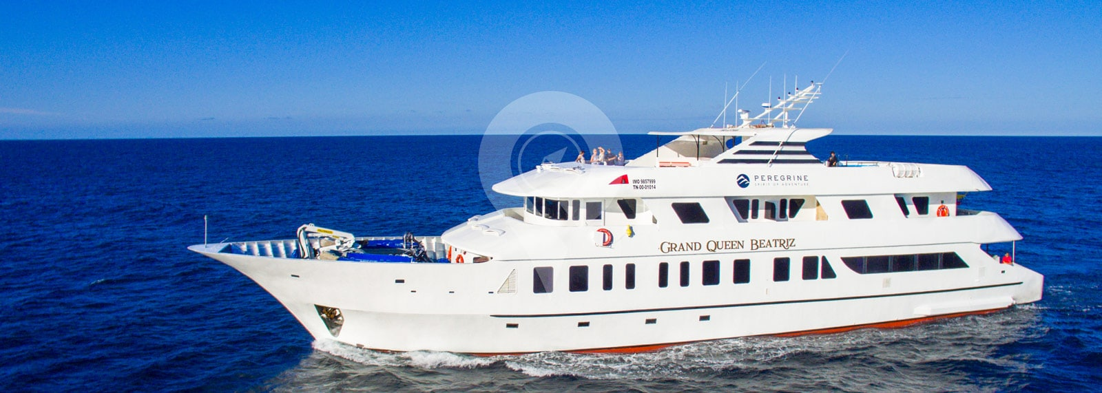 Grand Queen Beatriz Galapagos Yacht