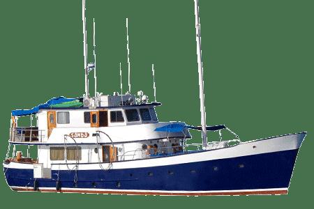 Samba Galapagos Sailboat - Thumbnails