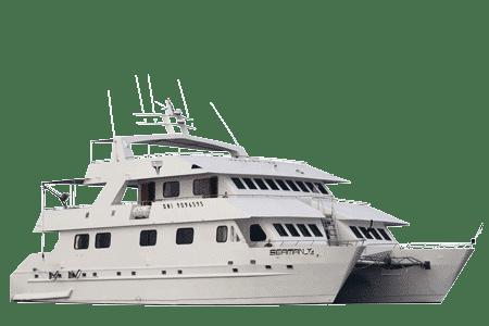 Seaman Journey Galapagos Catamaran - Thumbnails