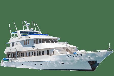 Tip Top 4 Galapagos Yacht - Thumbnails