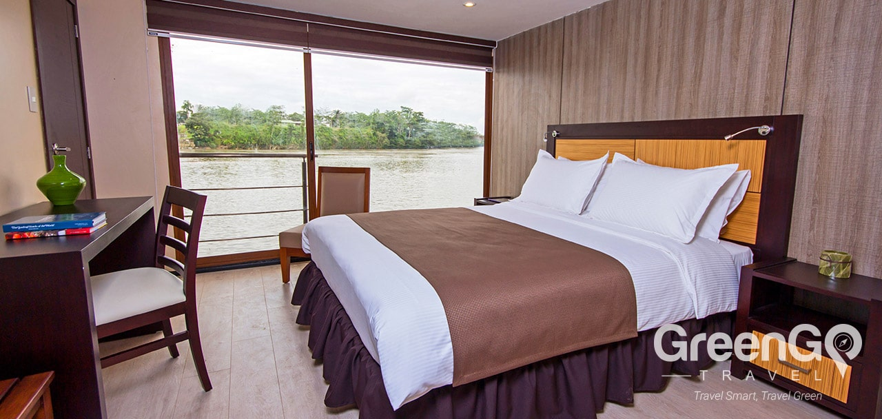Anakonda Amazon Cruise - Standard Double Suite