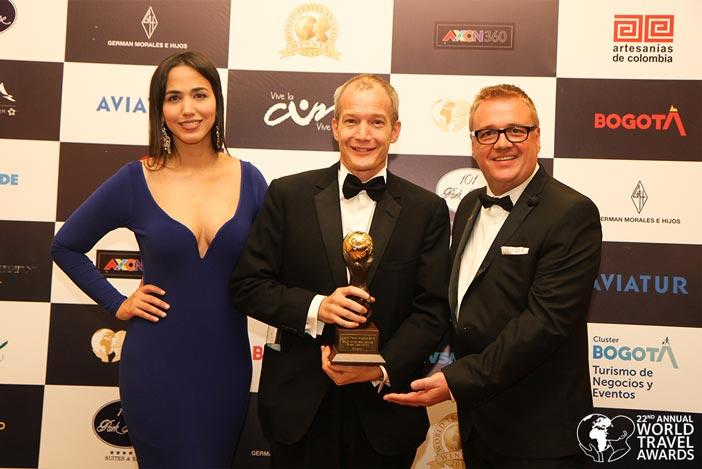 Ecuador World Travel Award 2015
