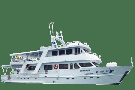 Estrella del Mar Galapagos Yacht - Thumbnails