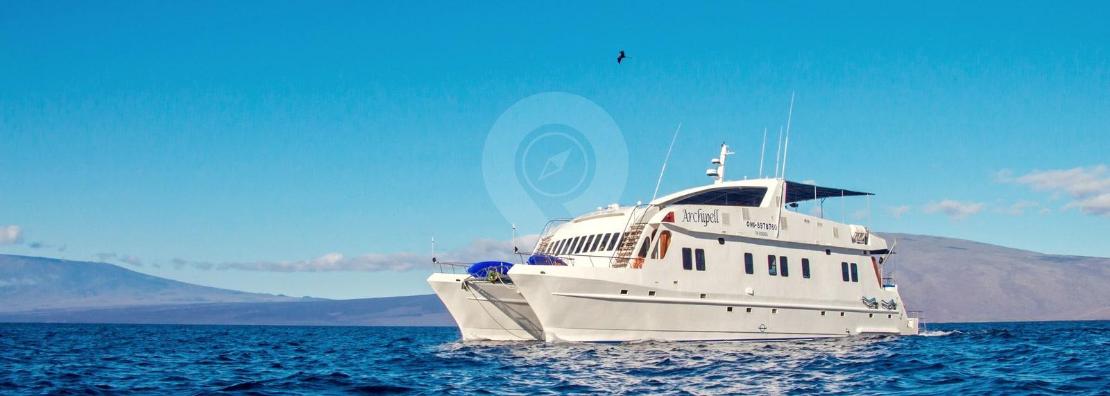 Archipel 1 Galapagos Catamaran