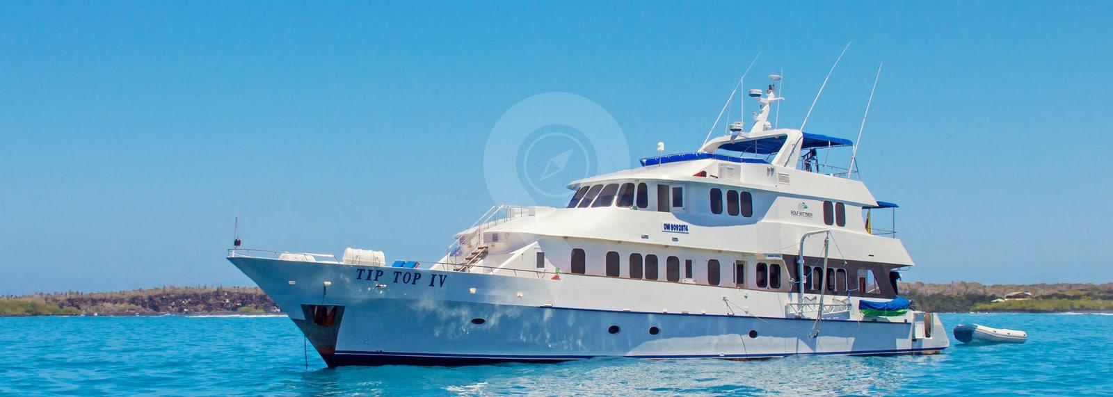 Tip Top 4 Galapagos Yacht