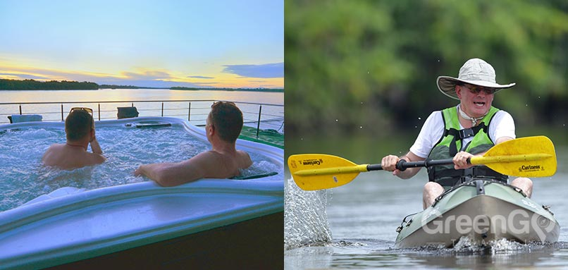 Ecuador-Amazon-cruise--activities