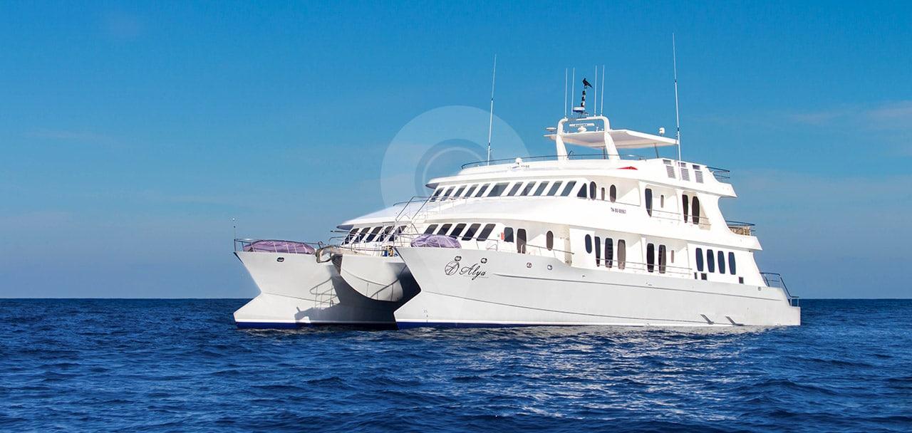 alya galapagos cruise in 2019 - header
