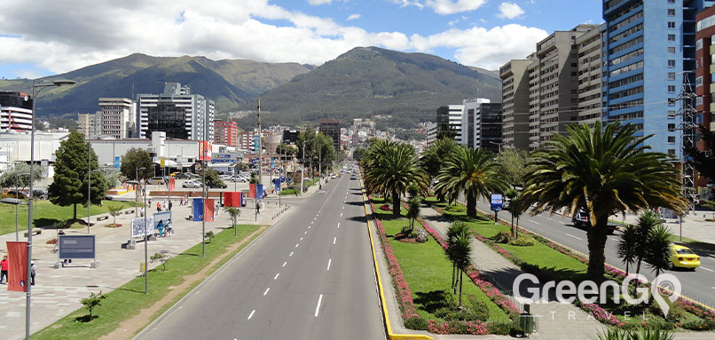 Guide to Hotel Booking in Quito - Main Highway in the City