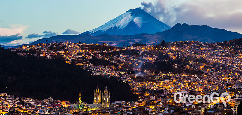 Guide to Hotel Booking in Quito - Night View