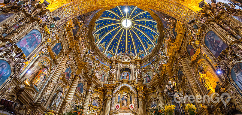 10 Things to See and Do in Quito-Iglesia y Monasterio de San-Francisco