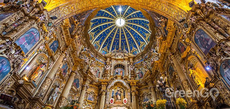 The Church of San Francisco