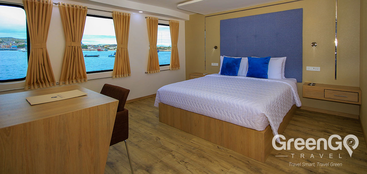 Double Cabin Grand Queen Beatriz