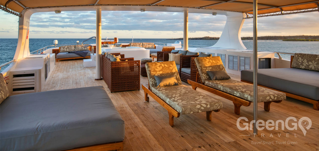 Sun Deck of the Sea Star