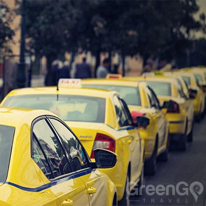 Guayaquil Safety - Taxis