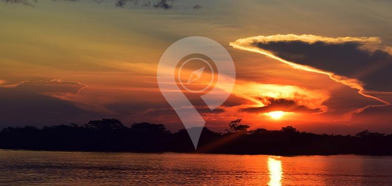 Piranha Amazon Lodge - Day 1