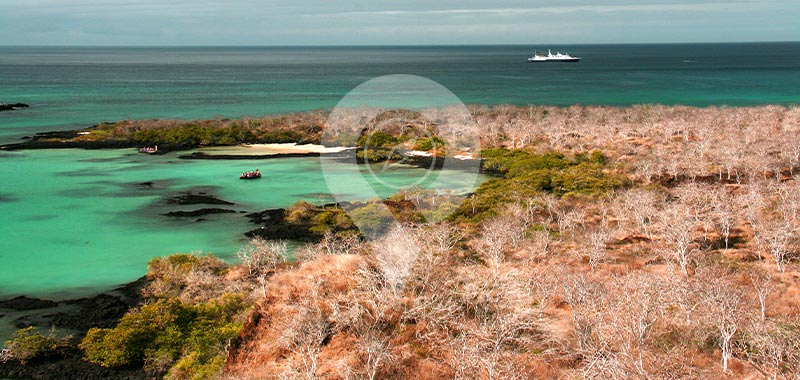 Baroness Lookout - Galapagos Islands