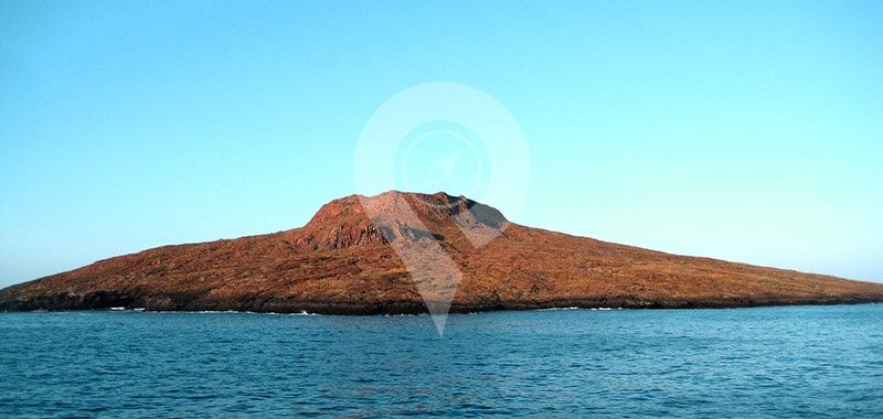 Chinese Hat Island - Galapagos Islands