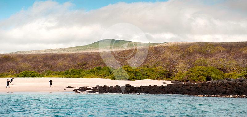 Ochoa Beach - Galapagos Islands