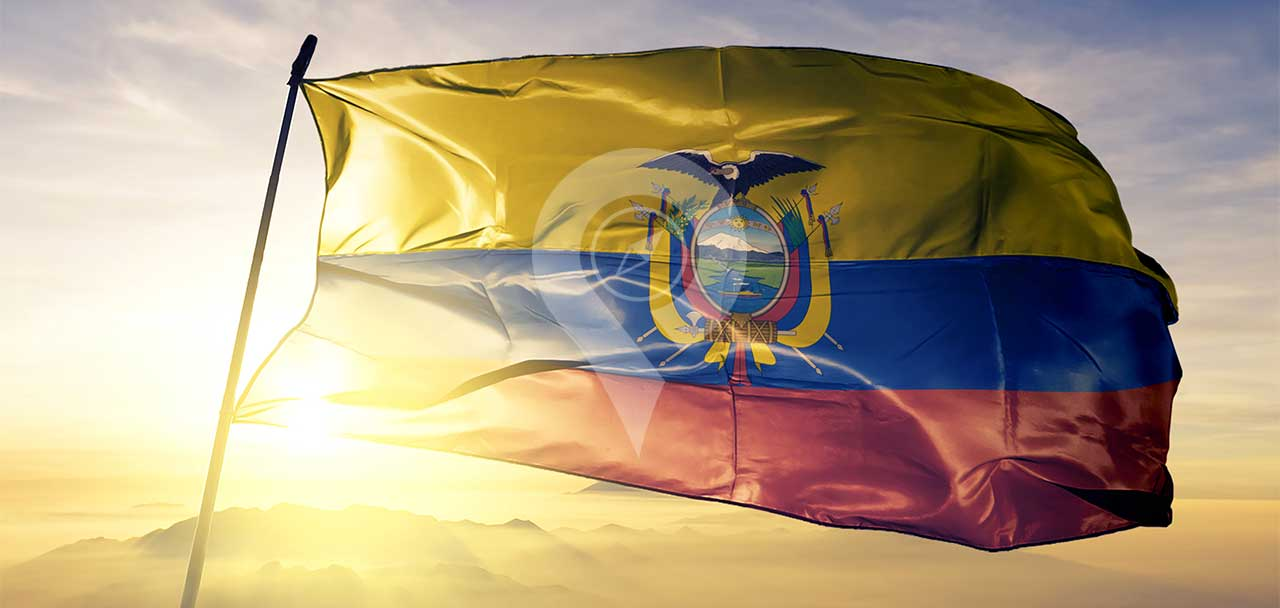 Culture of Ecuador-Flag
