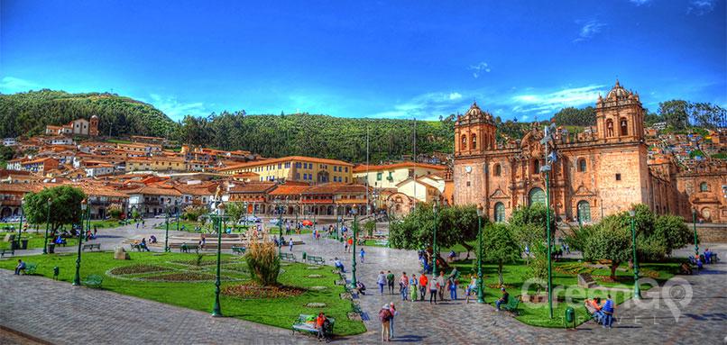 peru-ecuador-and-galapagos-tours - Cusco Square