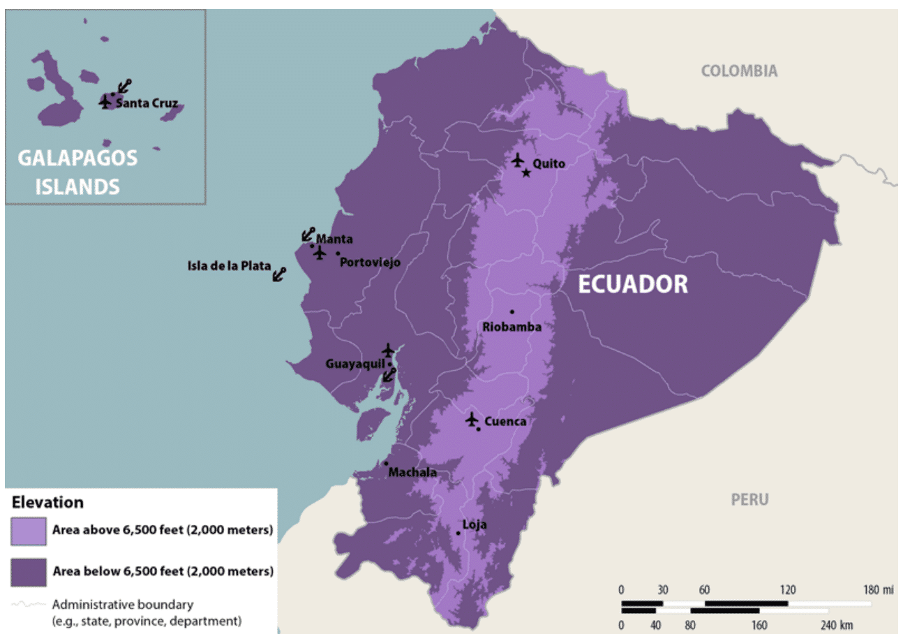 Diseases in Ecuador - Zika