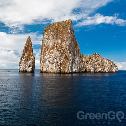 Why go to the Galapagos Islands? - Kicker Rock