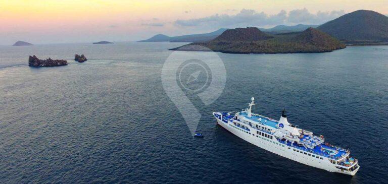 Disney Galapagos cruise