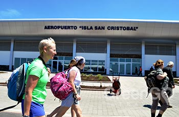 San Cristobal Airport